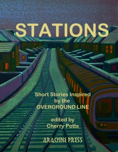 Stations Cover. Image copyright Gail Brodholt