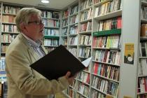 Greg Page reading Rat,