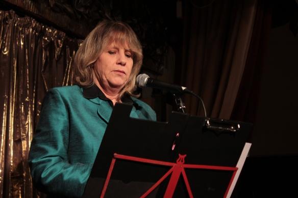 Clare Summerskill QT