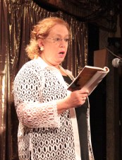 Carrie Cohen reading FROG