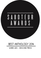 Anthology prize logo
