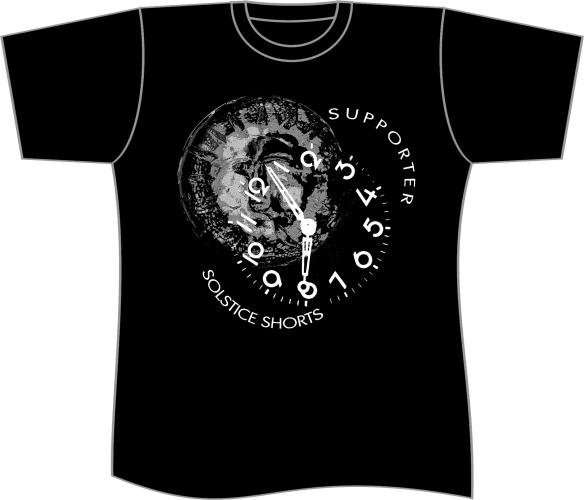 Tshirt design for website