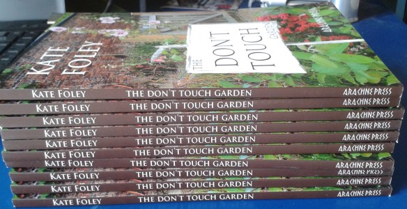 dont touch garden pile