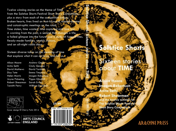 Arachne Press Solstice Shorts full COVER