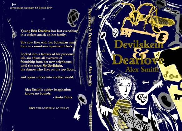 Devilskein full cover print