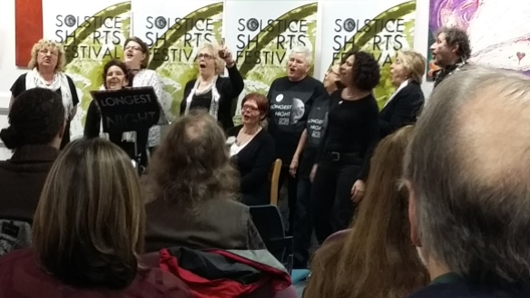 Vocal Chords Wassailing