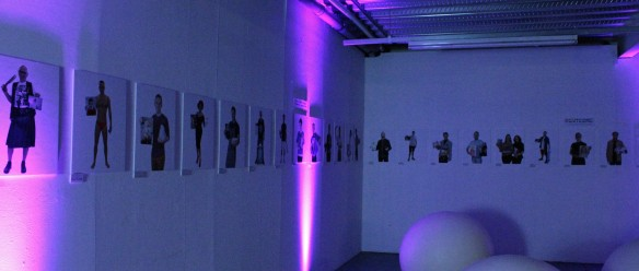 exhibition at Student Pride