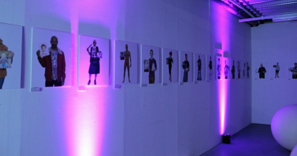 exhibition at Student Pride3