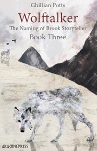 wolftalker front cover