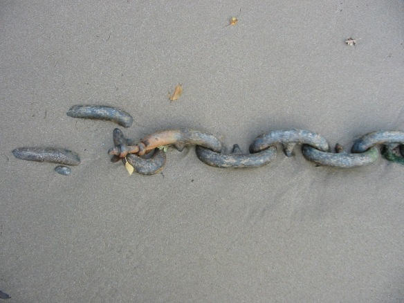 buried chain