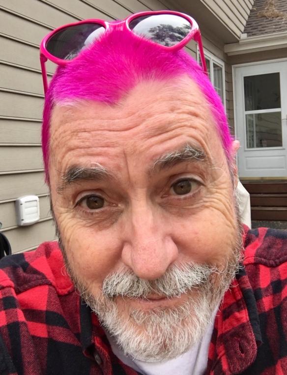 Pink Headshot - FINDLAY